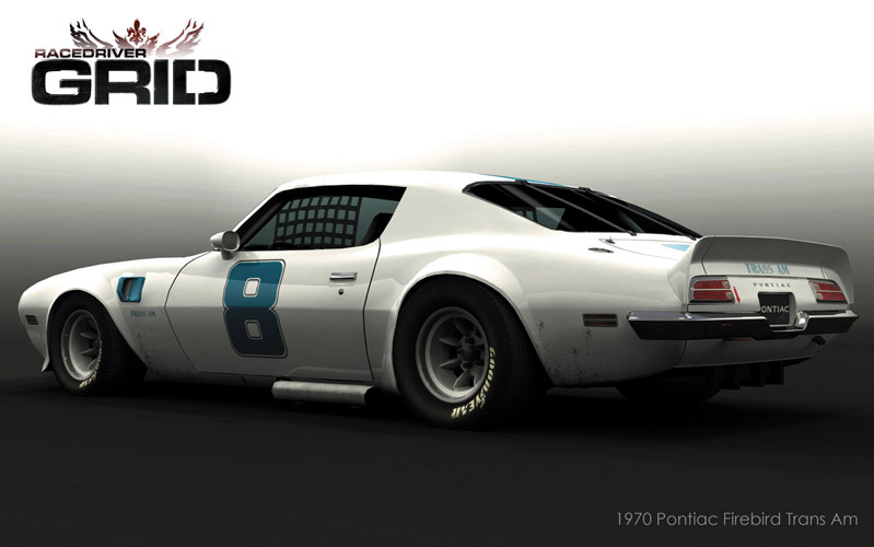 GRID 1970 Pontiac Firebird Trans Am